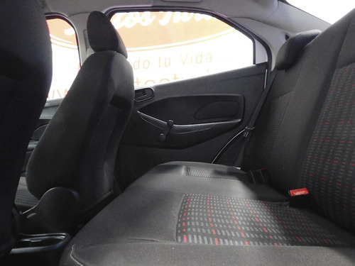 ford figo sedan impulse 2016 plata $139,850 ¡¡ impecable !!