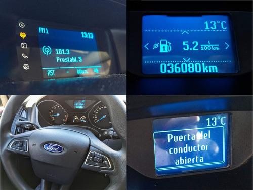 ford focus 1.6 4p s l/16 2016