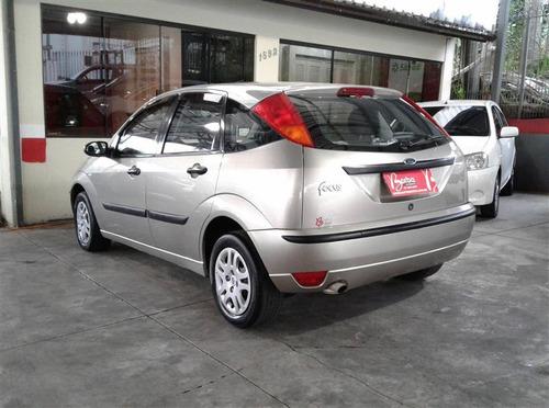 ford focus 1.6 8v gasolina 4p manual 2004/2005