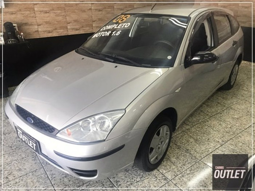 ford focus 1.6 flex completo