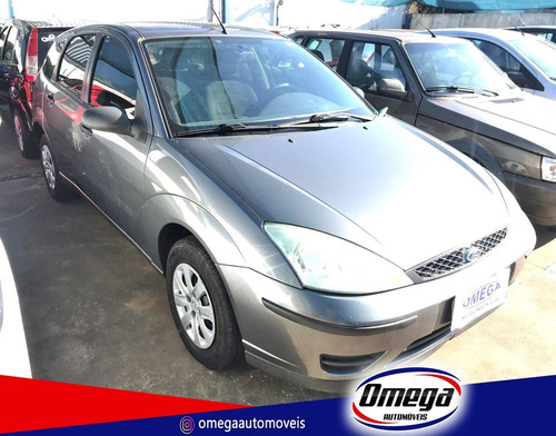 ford focus 1.6 gl 8v flex 4p manual