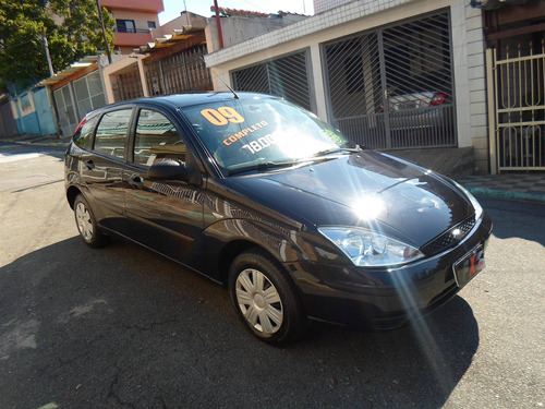 ford focus 1.6 glx 8v flex 4p manual