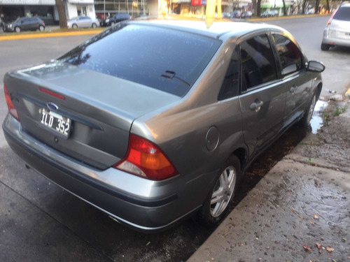 ford focus 1.6 one edge c/gnc anticipo 329000 y ctas o pto