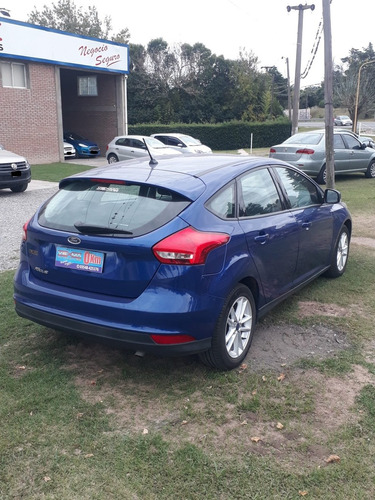 ford focus 1.6 s 2018