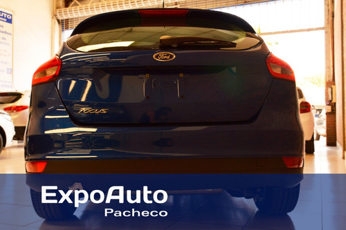ford focus 1.6 s 5 puertas 2017 expoautopacheco