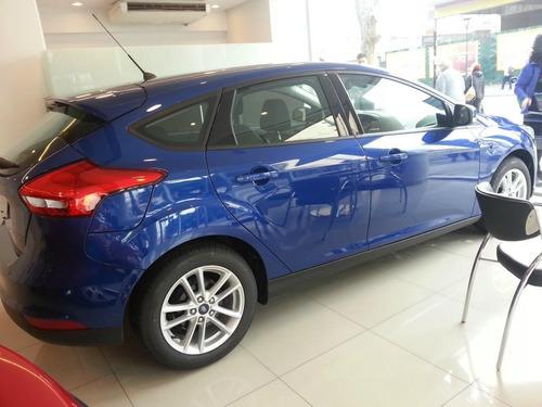 ford focus 1.6 s 5 puertas nafta 0km 2018 03