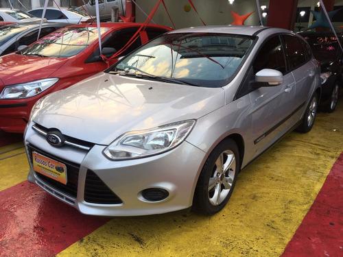 ford focus 1.6 s flex aut. 5p