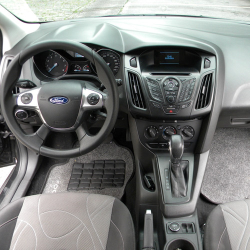 ford focus 1.6 s flex automático 5p hatch 2014 particular