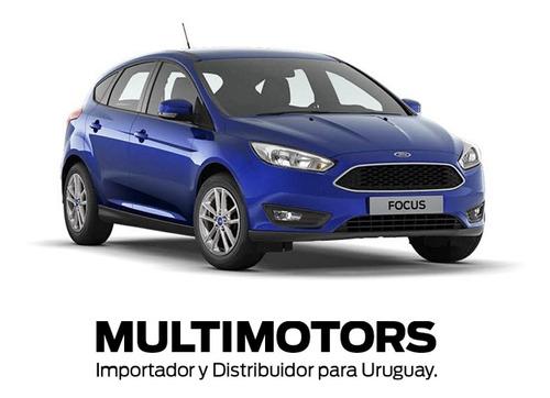 ford focus 1.6 s - hatch o sedan - entrega ya! u$s24.990