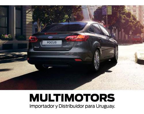 ford focus 1.6 s -hatch o sedan - partida limitada u$s23.990