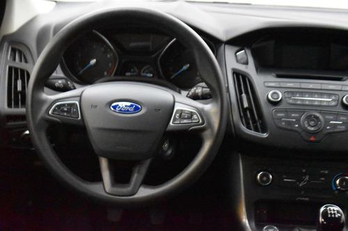ford focus 1.6 s manual 5 puertas tela 2016 rpm moviles