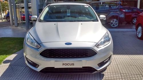ford focus 1.6 s m/t 0km 2018 jb01