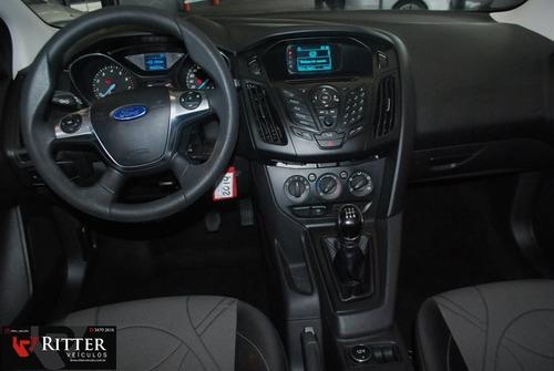 ford focus 1.6 s sedan 16v flex 4p manual