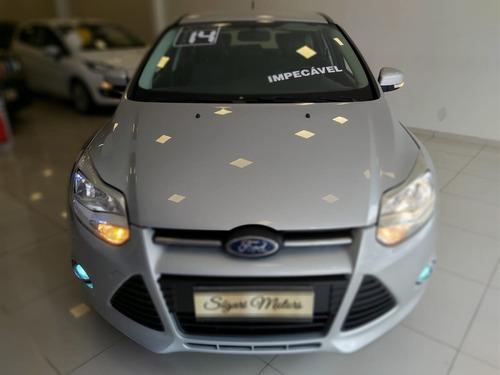 ford focus 1.6 se 16v flex 4p manual impecável!