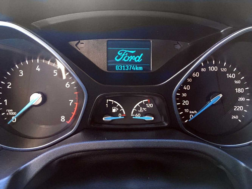 ford focus 1.6 se automatico 2016