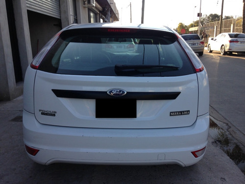ford focus 1.6 style año 2012