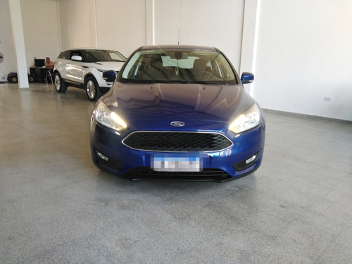 ford focus 1.6s 2017