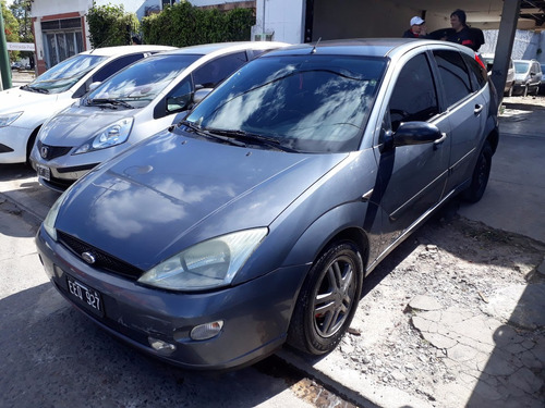 ford focus 1.8 16v edge security 5p