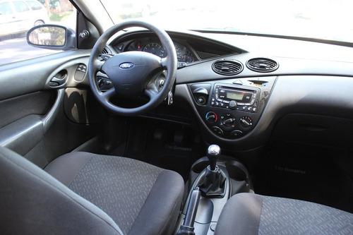 ford focus 1.8 ambiente plus de 100cv segunda mano 88.000km