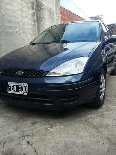 ford focus 1.8 i ambiente 2005