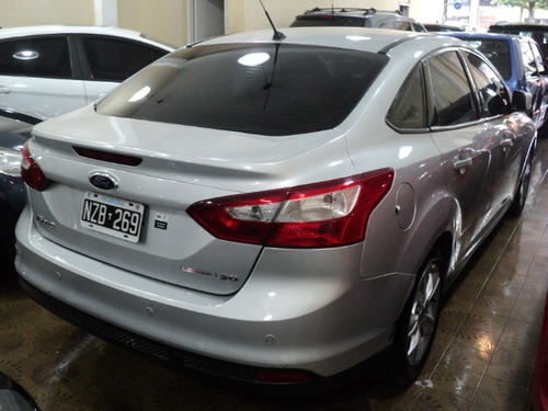 ford focus 2.0 4p se plus automatico año 2014 59000 km