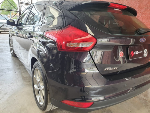 ford focus 2.0 at se 2016