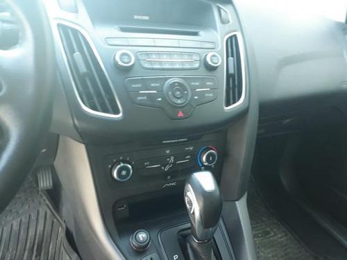 ford focus  2.0 aut 2016