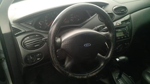 ford focus 2.0 ghia 5p 130hp automático impecável