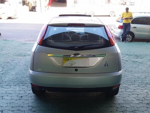ford focus 2.0 ghia 5p com teto solar
