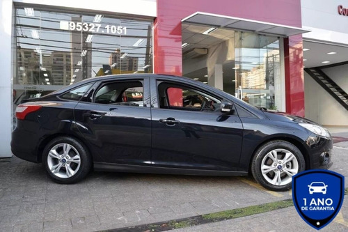 ford focus 2.0 s 2015 sedan impecável