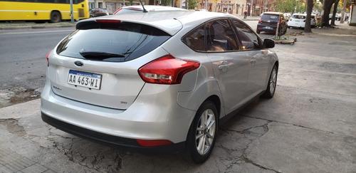 ford focus 2.0 se 5 puertas 2016