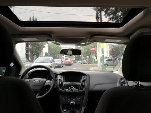 ford focus 2.0 se hatchback mt 2017