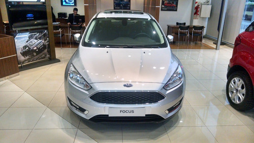 ford focus 2.0 se plus 2018 0km jb9