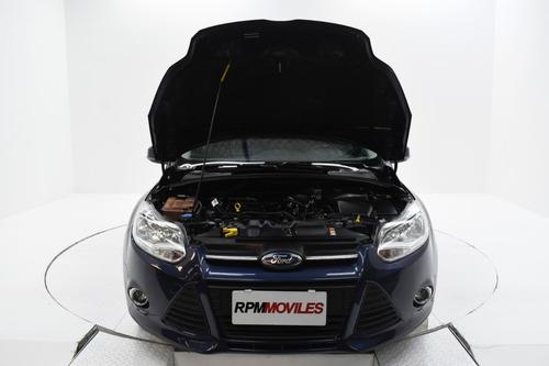 ford focus 2.0 se plus 4 puertas automatico 2015 rpm moviles