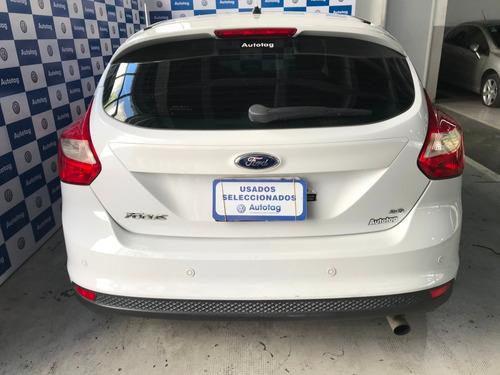 ford focus 2.0 se plus 5 puertas  manual 2015 mr1 a2