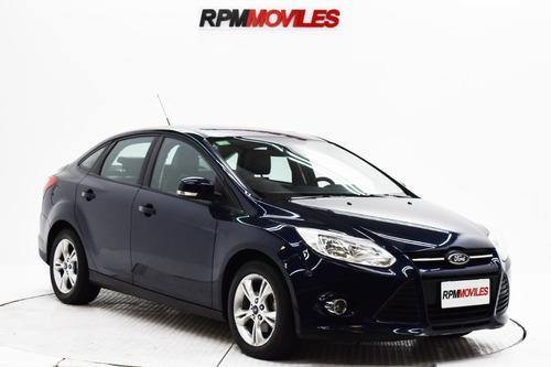 ford focus 2.0 se plus at 4p 2014 rpm moviles showroom