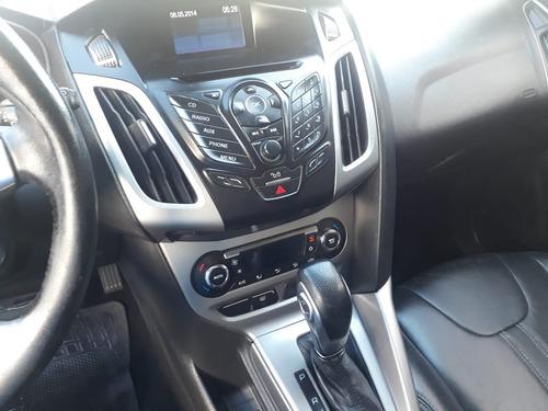 ford focus  2.0 se plus automatico 2014 di buono automotores