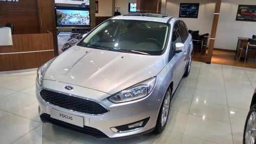 ford focus 2.0 se plus mt 5 puertas 2018 0km ms3