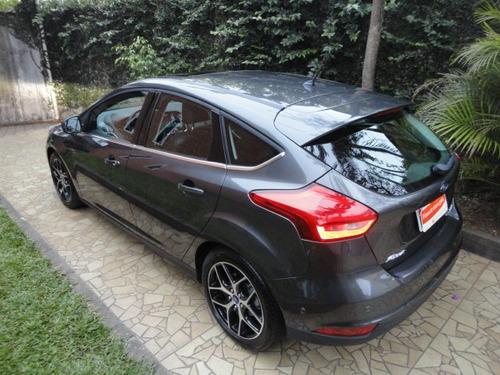 ford focus 2.0 titanium flex plus powershift 5p 2018 10.000k