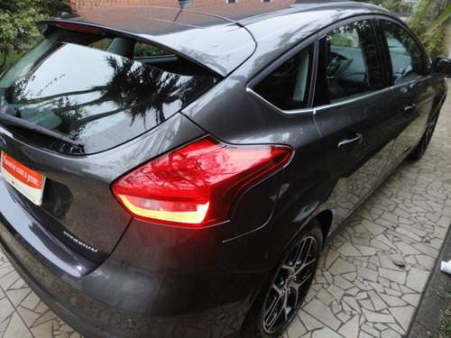ford focus 2.0 titanium flex plus powershift hatch 2018 novo