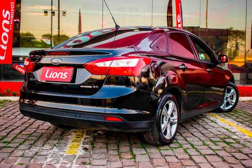 ford focus 2.0 titanium flex powershift 4p