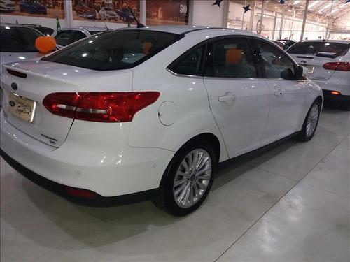 ford focus 2.0 titanium plus fastback 16v