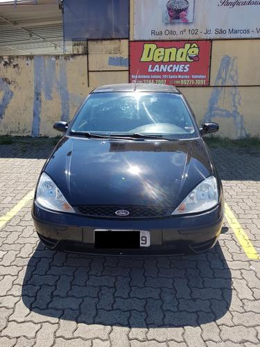 ford focus 2003 preto 1.8 16v ** r$ 8.490,00**