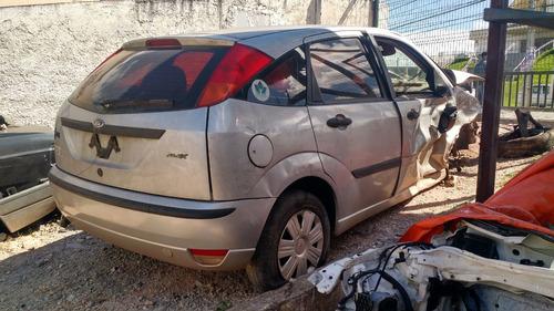 ford focus 2006 lataria/suspensão/mecânica/acabamento/roda