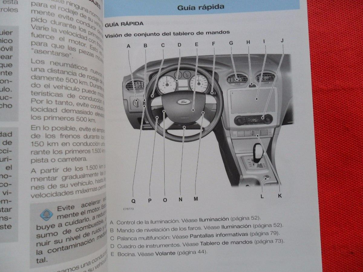 ford focus 2008 manual instrucciones due o guante 320 00 en rh articulo mercadolibre com ar manual instrucciones ford focus 1.6 tdci manual instrucciones ford focus 2008