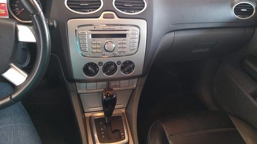 ford focus 2012 automático flex 71 mil km bancos de couro
