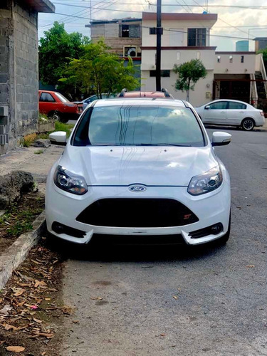 ford focus 2013 2.0 st ecoboost at