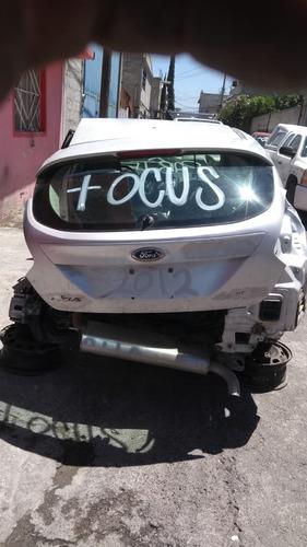 ford focus 2013 partes refacciones motor y caja