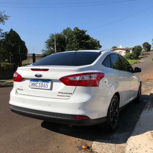 ford focus 2014 2.0 titanium flex powershift 5p