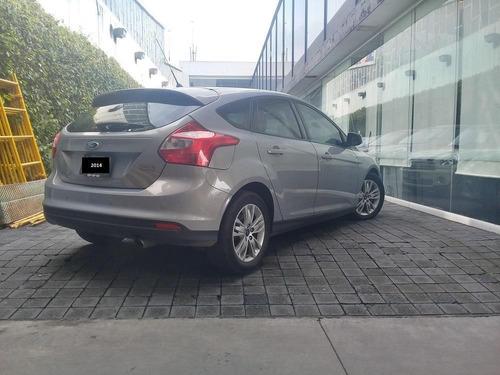 ford focus 2014 4p trend l4 2.0 aut